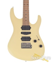 Suhr Custom Modern Antique Vintage Yellow Electric #JS7M6K