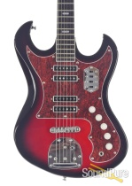 Eastwood SD-40 Hound Dog Redburst Electric #14750475 - Used