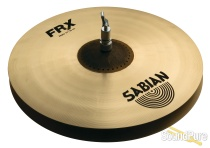 "Sabian 15"" FRX Frequency Reduced Hi Hat Cymbals"