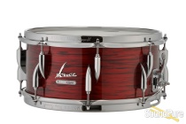 Sonor 14x6.5 Vintage Series Snare Drum Vintage Red Oyster