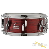 Sonor Vintage Series 14x5.75 Snare Drum Vintage Red Oyster
