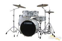 Yamaha 5pc Stage Custom Drum Set w/ 780 Hardware Pure White