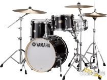 Yamaha 3pc Stage Custom Be Bop Drum Set w/680W Raven Black