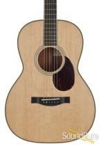 Santa Cruz Bear Claw Spruce/Granadillo OOO Acoustic #5527