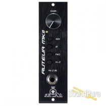 Black Lion Audio Auteur MKII 500 Mic Pre