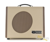 Carr Amplifiers Mercury V 16W 1x12 Combo, Cocoa & Cream