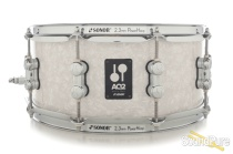 Sonor 6x14 AQ2 Maple Snare Drum - White Marine Pearl