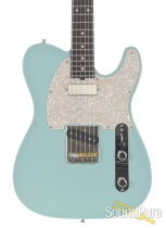 Michael Tuttle Tuned T Daphne Blue Electric #511