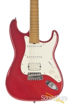 Grosh NOS Retro Candy Apple Red Electric #3678 -Used