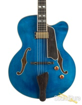 Eastman AR580CE-BLU Spruce/Maple Archtop Electric #14850384