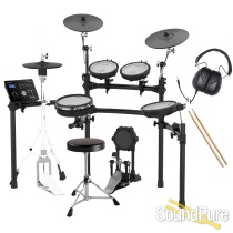 Roland TD-25K Electronic Drum Set Essentials Bundle