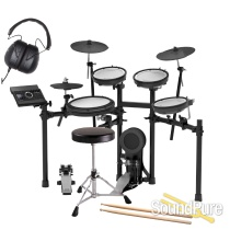 Roland TD-17KV-S V-Drums Electronic Bundle Drum Set