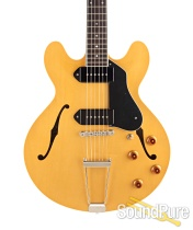 Collings I-30 LC Blonde Hollow Body Electric #18134