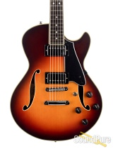 Comins GCS-1ES Autumn Burst Semi-Hollow Electric #112159