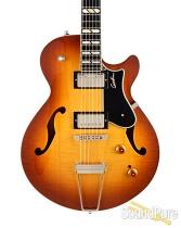 nash t12 tl 3 tone sunburst thinline 12 string guitar snd138. Black Bedroom Furniture Sets. Home Design Ideas