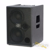 Schertler Roy 400W 7-channel Acoustic Amp (Anthracite)