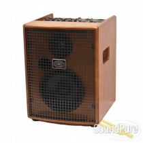 Schertler Jam100 100W 3-channel Acoustic Amp (Wood)