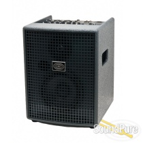Schertler Jam100 100W 3-channel Acoustic Amp (Anthracite)