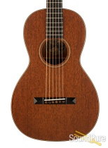Collings Parlor 1 T Traditional All Mahogany Acoustic #28864