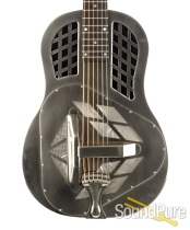 National NRP Tricone Steel Reso-Phonic guitar #22588