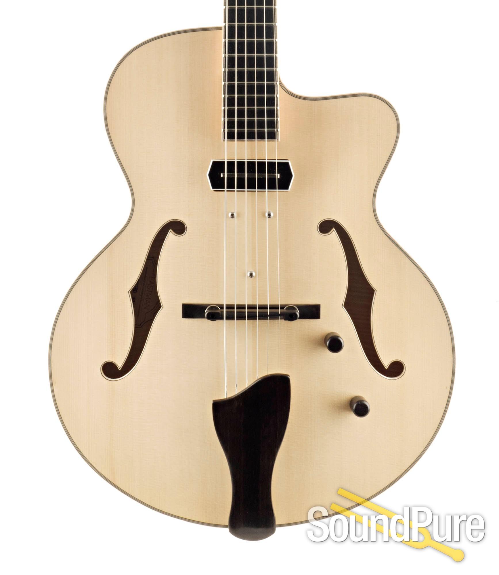 Eastman AR905CC-BD Cutaway Archtop #119030   Soundpure com