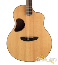 McPherson 4 5 East Indian Rosewood/Redwood Acoustic Guitar