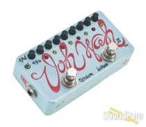 Z.VEX Effects Ooh Wah II Autowah Sequencer Effect Pedal