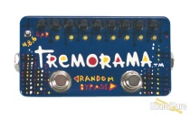 Z.VEX Effects Tremorama Tremolo Sequencer Effect Pedal