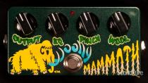 Z.VEX Effects Woolly Mammoth Bass Fuzz Effect Pedal