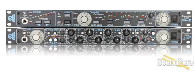 Empirical Labs Trak Pak Recording Channel Preamp EQ Compressor