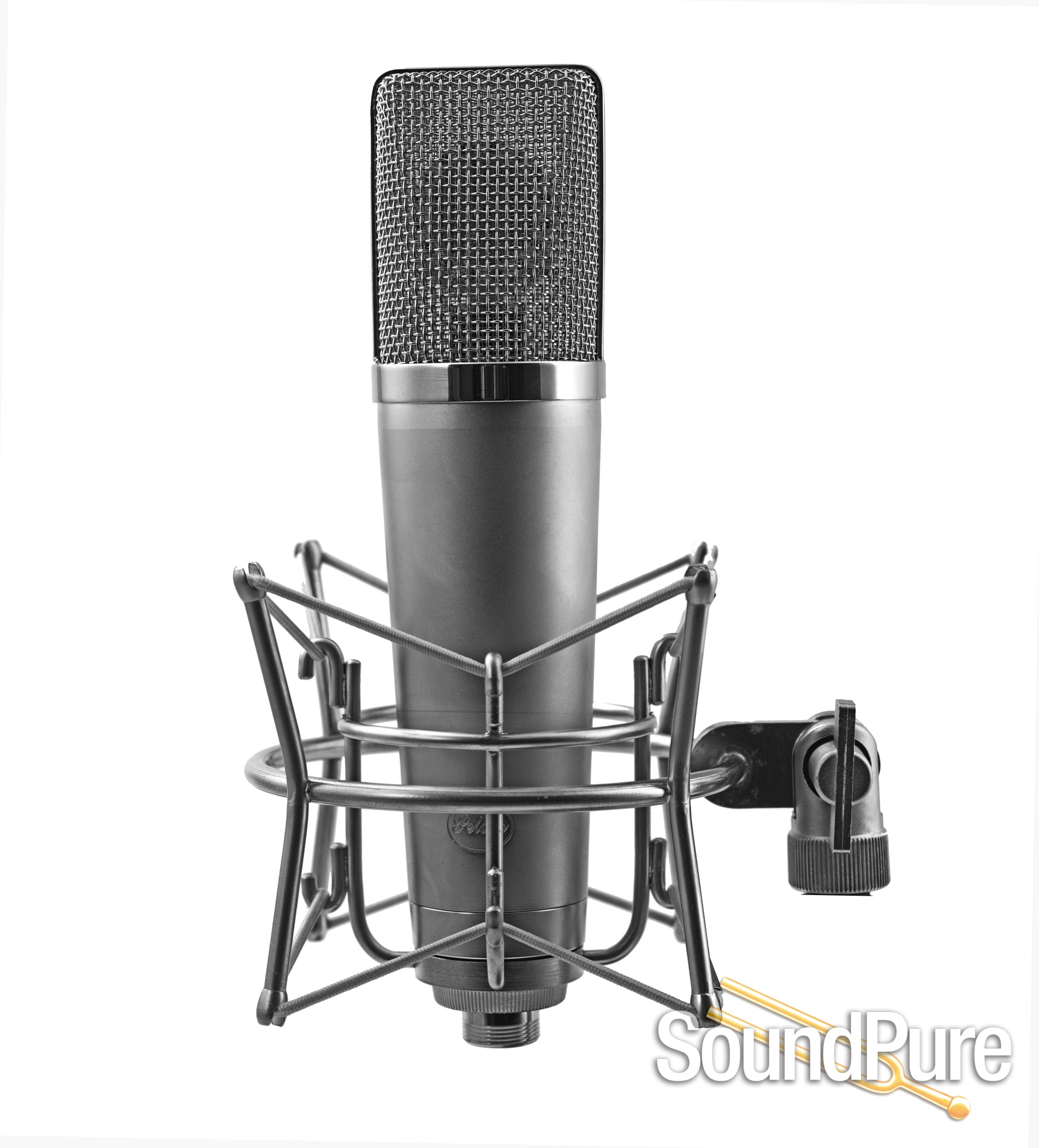 peluso p-67 switchable pattern tube microphone | soundpure
