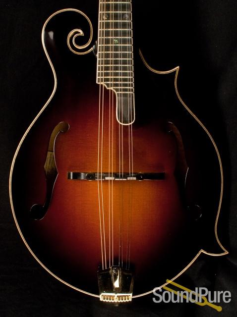 Eastman MD915 SB 5567 Mandolin | Soundpure com