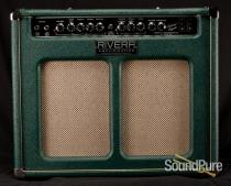 Rivera Clubster Royale Forest Green Combo Amplifier