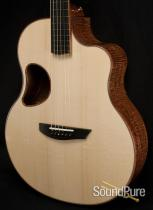 McPherson 3.5XP Adirondack/Flamed Acacia #1781 Acoustic