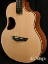 McPherson 4.5 Port Orford Cedar/Pau Rosa #1766 Acoustic