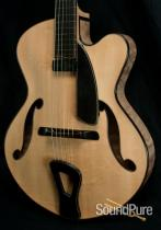 "Tom Bills Natura Deluxe 16"" Archtop Guitar"
