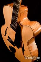 Buscarino Artisan SP05105310 Archtop Guitar - USED - MINT!