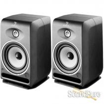 "Focal CMS-65 Active Compact Monitor Pair - Factory ""B"" Stock"