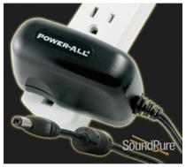 Power-All Universal 9-Volt DC Power Supply