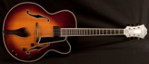 Buscarino Monarch Prototype Archtop Guitar With MIDI - USED