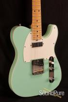 Tuttle 60's T Surf Green Electric Guitar - Used - MINT