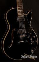 Comins GCS-1 Black Semi-Hollow Guitar