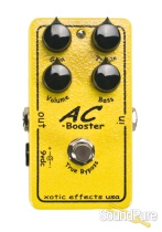 Xotic Effects USA AC Booster Overdrive Effect Pedal