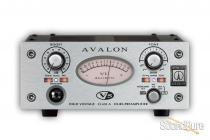 Avalon V5 DI-Re-Mic Preamplifier (Silver)