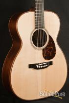 Bourgeois Signature OM Adirondack/Madagascar Acoustic Guitar