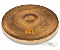 "Meinl 14"" Byzance Sand Hi Hat Cymbals"