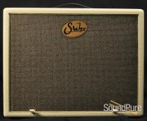 Suhr Badger 1X12 Cab (Cream)