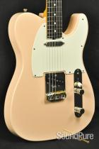 Michael Tuttle Custom T Shell Pink Electric Guitar