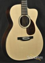Bourgeois OMC European Spruce Acoustic Guitar