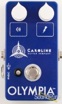 Caroline Guitar Company Olympia Fuzz Effect Pedal